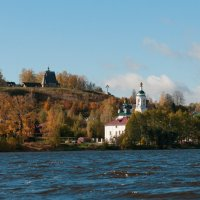 Осень в Плёсе :: Игорь Сорокин