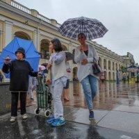 Дождливая суета :: Андрей Михайлин