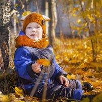 Осенние тропинки :: Светлана Вдовина