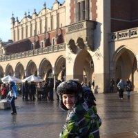 Рыночная площадь в Кракове :: Ксения