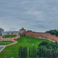 Главная лестница Нижнего Новгорода. Днем. :: Сергей Тагиров