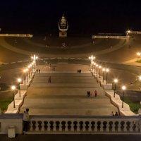 Чкаловская лестница (Нижний Новгород) :: ИГОРЬ ЧЕРКАСОВ