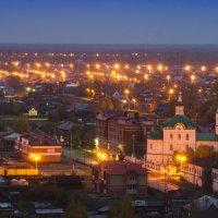 Тобольск  нижний  город :: Алексей Дворцов
