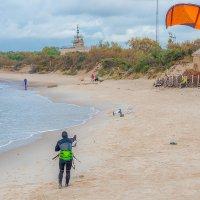 Сёрфинг на Балтике :: Леонид Соболев