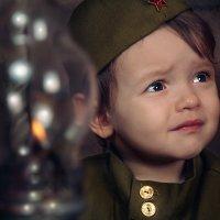 Бравый солдатик :: Ирина Демидова