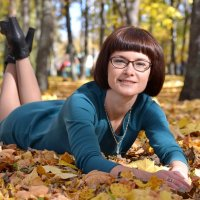 осень.. парк :: Наталия Кожанова
