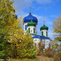 Христорождественский храм (1) :: Полина Потапова