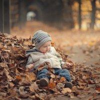 Осенний релакс :: Anna Lipatova