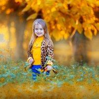 золотая осень :: Света Солнцева