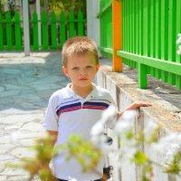 Ребёнок - человек в период детства. :: Оля Богданович