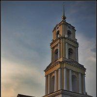 Церковь Знамения Честного Креста Господня в Капшино, 1822-1843 :: Дмитрий Анцыферов