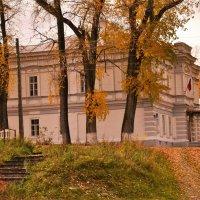 осень в Чердыни. :: petyxov петухов