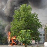 Пожар :: Галина Дашевская