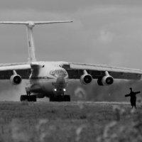 Автостопом по воздуху :: Александр Горбунов