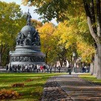 Осенний Новгород :: Евгений Никифоров