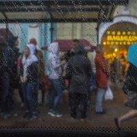 Дождь.... :: Людмила Синицына