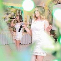 Свадебный репортаж :: Алена