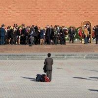 воинские почести :: Олег Лукьянов