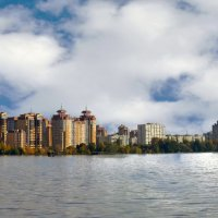 Город в котором живу.... :: Михаил Болдырев