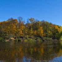 Осень на Клязьме :: Сергей Цветков