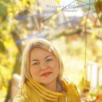 Октябрь :: Olga Rosenberg