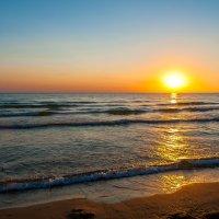 Черное, золотое море..... :: Виктор