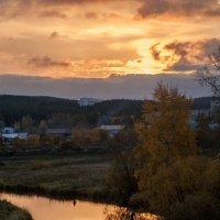 Осень... Закат... :: Алексей Обухов