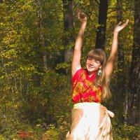 Осенние мотивы :: Елена Фалилеева-Диомидова