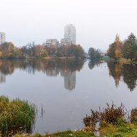 Городской пейзаж 2 :: Виталий