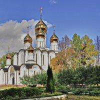 Соборы высятся рядами во имя веры и любви. :: Марина Волкова