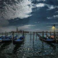 """""""Черные лебеди"""" Венеции :: GaL-Lina ."""