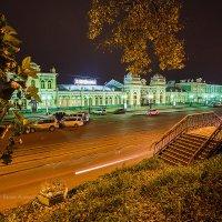Вокзал Иркутск Пассажирский :: Алексей Белик