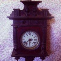 Старинные часы :: Tarka