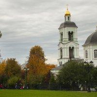 Церковь в Усадьбе Царицыно :: Александр Аполонов