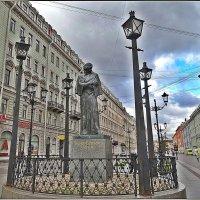 Памятник Н.В. Гоголю :: Вера