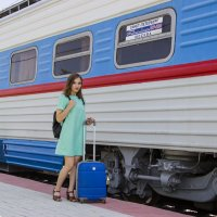 Поезд Санкт-Петербург-Москва :: Дима Пискунов