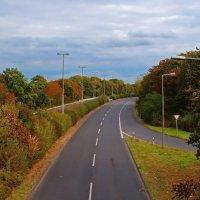 Дорога в октябре :: Alexander Andronik