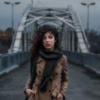 On bridge :: Дмитрий Бегма