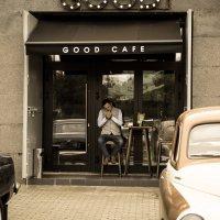 Good cafe :: Светлана Шмелева