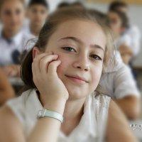 Школьница... :: karen torosyan