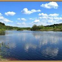 На реке... :: Наталья