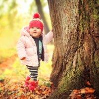 первая осень :: Екатерина Бондаренко