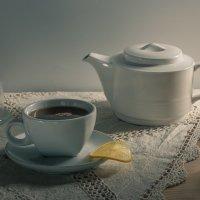 Утренний чай с лимоном :: Алексей Кошелев