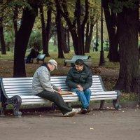 У каждого свои увлечения . :: Андрей Якимюк