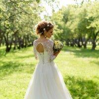 Свадебная фотосессия для Павла и Полины :: Юлия Атаманова