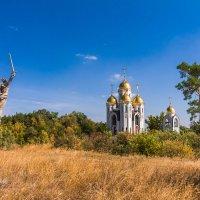 Мамаев Курган :: Олег Дорошенко