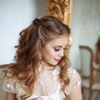 Нежное утро невесты :: Мария Кутуева