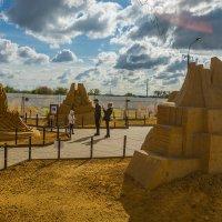 Выставка скульптур из песка :: Игорь Герман