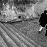 Zámecké schody :: Татьяна [Sumtime]