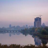 Сиреневый туман :: Юрий Шапошник